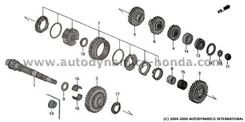 belt diagram 1993 honda del sol